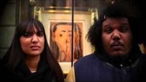 Video: Michael Christmas - Jackie Brown (feat. Manu Manzo)